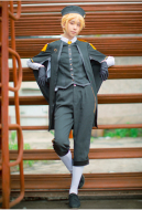 Vocaloid Kagamine Len Cover School Uniform Cosplay Costume