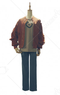 Vocaloid Hatsune Miku DUNE Sand Planet Suna no Wakusei Coat Jacket Cosplay Costume