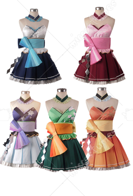 Vocaloid  Mercy   Miku Luka Gumi Teto Cosplay Costume  Dress