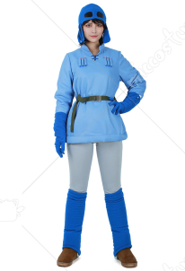 Nausicaä of the Valley of the Wind Nausicaä Cosplay Costume with Hat