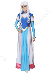 Princess Allura Cosplay Costume Dress