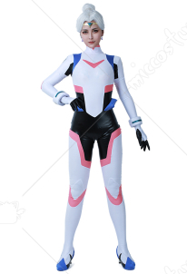 Princess Allura Cosplay Costume Jumpsuit