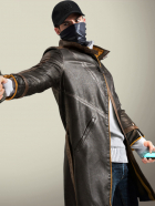 Watch Dogs Aiden Cosplay Coat