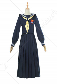 Kyou Kara Ore Wa Kyoko Hayagawa Sailor Collar School Girl JK Uniform Cosplay Costume