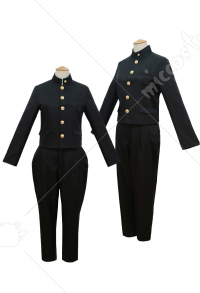 Kyou Kara Ore Wa Takashi Mitsuhashi Japanese Style School Uniform Cosplay Costume for Men and Women