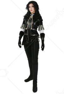 The Witcher 3 Yennefer Cosplay Costume