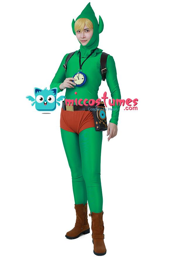 The Legend of Zelda Tingles Outfit Link Cosplay Kostüm