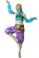 Female The Legend of Zelda Link Women Gerudo Outfit Cosplay Costume
