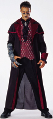 Cain The Vampire Tyrant Adult Costume