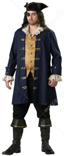 Captain Cutthroat Adult Costume