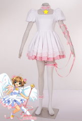 Card Captor Sakura Sakura Cosplay Costume