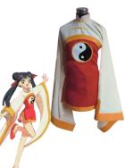 Cardcaptor Sakura Meiling Li Fight Cosplay Costume