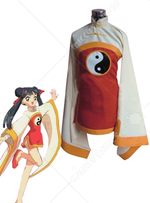 Cardcaptor Sakura Meiling Li Fight Cosplay Costume