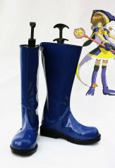 Cardcaptor Sakura Sakura Blue Cosplay Shoes