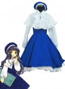 Cardcaptor Sakura Tomoyo Daidouji Cosplay Dress