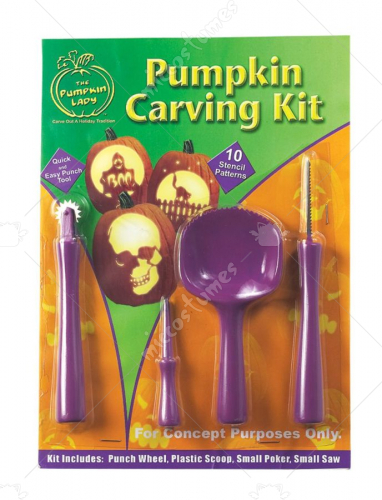 Carving Kit 4 Piece
