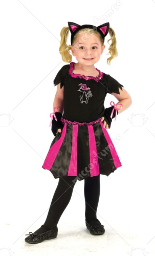 Cat Sweetheart Tot Costume
