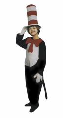Dr. Seuss Cat in Hat Toddler Costume