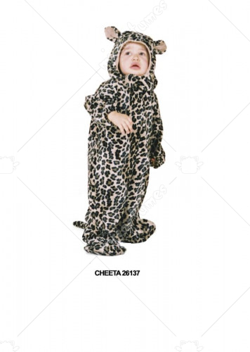 Cheetah Animal Costume