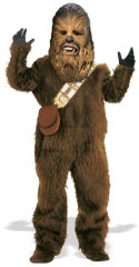 Chewbacca Deluxe Adult Costume