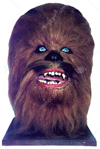 Chewbacca Collectors Head Prop