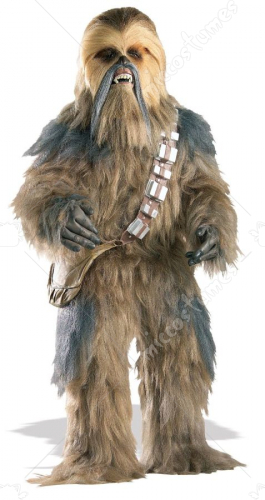 Chewbacca Super Edition Adult Costume