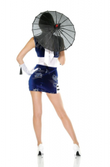 China Doll Adult Costume