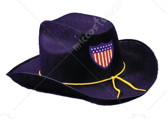 Civil War Hat Econo