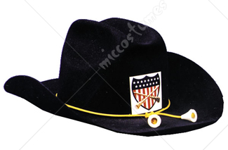 Civil War Office Hat Quality