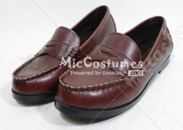 Classic Japanese School Uniform Shoes