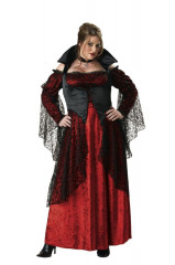 Vampiress Elite Collection Adult Plus Costume