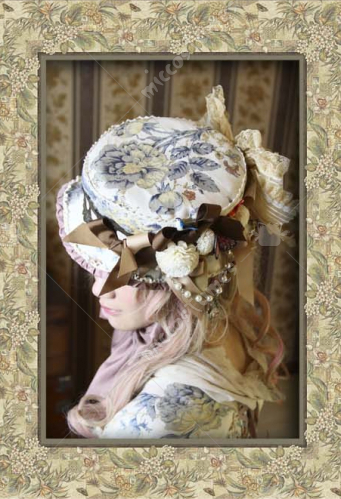 Classical Puppets Victoria Style Hat