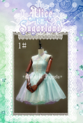 Classical Puppets Rainbow Lolita Suspender Dress