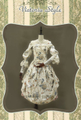 Classical Puppets Victoria Style Lolita Dress