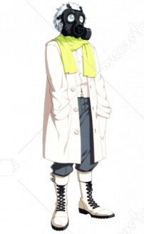 Dramatical Murder Clear Cosplay Costume