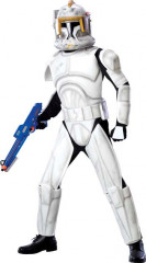 Clonetrooper Cody Deluxe Adult Costume