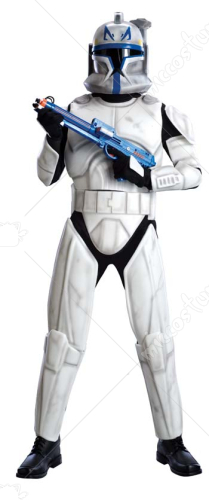 Clonetrooper Rex Deluxe Extra Large Adult Costume