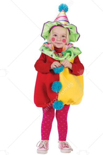 Clown Plush Costume