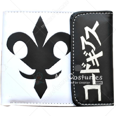 Code Geass Bifold Wallet White