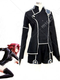 Code Geass Kallen Stadtfeld Black Knight Uniform