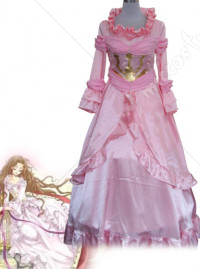 Code Geass Nunnally Lamperouge Princess Dress