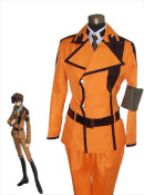 Code Geass Suzaku Kururugi Cosplay Military Uniform