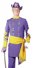 Confed General Deluxe Adult Costume