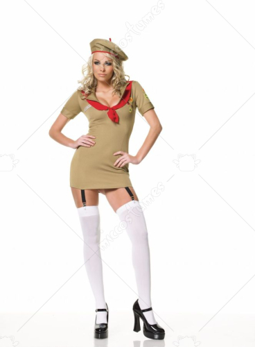 Cookie Trooper Adult Costume
