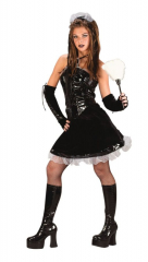 Corset Maid Teen Costume