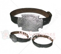 Cosplay Belt For Togainu no Chi Akira Cosplay