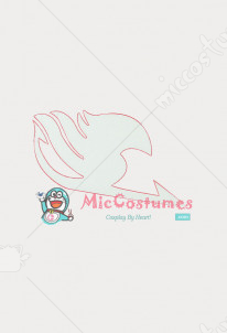 Fairy Tail Levy Mcgarden Cosplay Tattoo Sticker