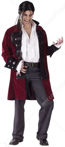 Count Blood Adult Costume