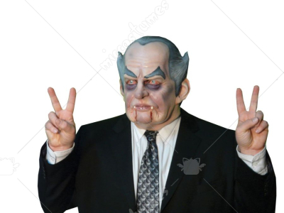 Count Nixon Mask Latex Mask