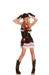 Cowgirl Cutie Adult and Teen Costume